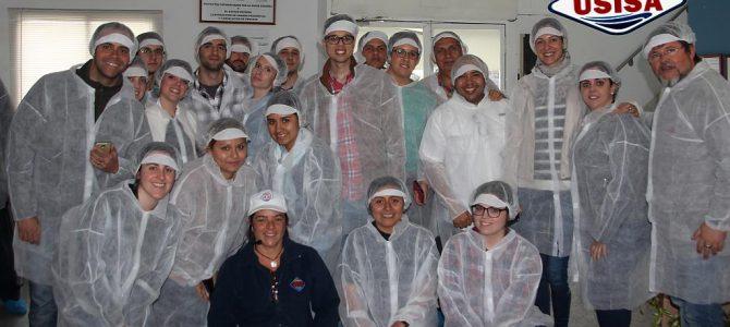 Los alumnos de la promoción 15-16 del máster en Agroalimentación se van de viaje