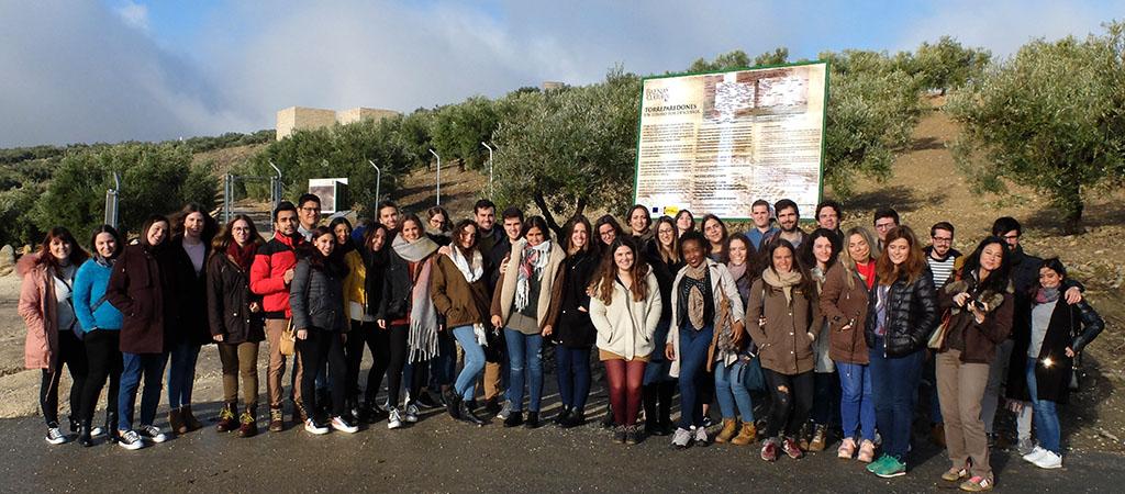 Visita a Baena y Torreparedones