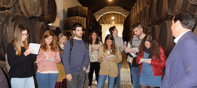 Máster en Agroalimentación visitando empresas de Sevilla