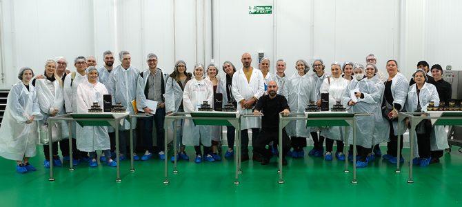 Máster Agroalimentación visitando empresas de Huelva